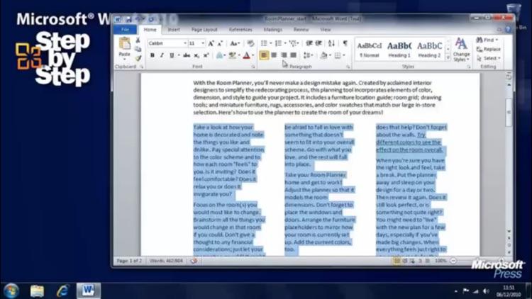 Guides For Microsoft Word screenshot-3
