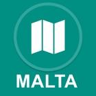 Malta : Off-line GPS Navigation icon