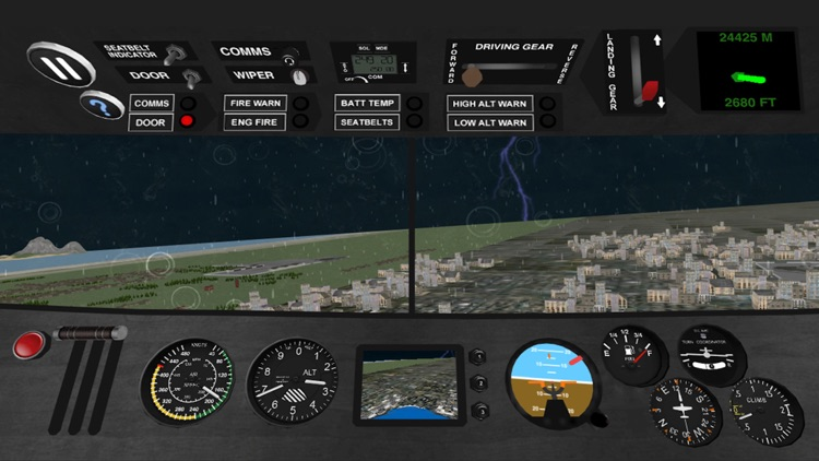 Airplane Pilot Flight Simulator 3D