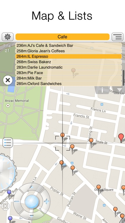 MyMap+ screenshot-2