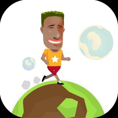 Tiny Man Pixelated Adventure ios app