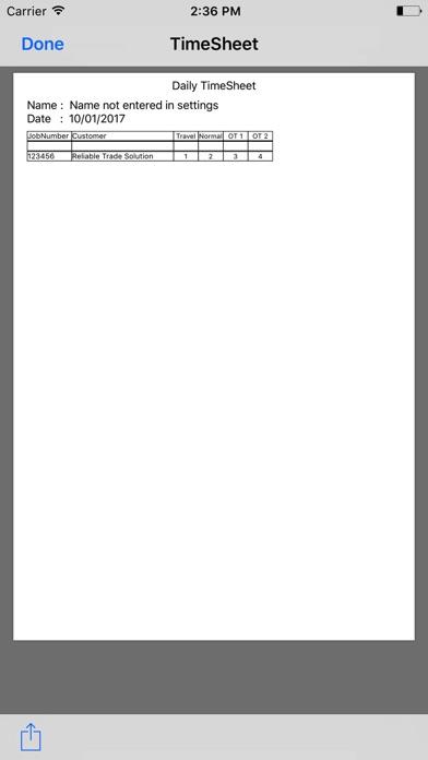 daily timesheet catchapp iphoneアプリ ipadアプリ検索