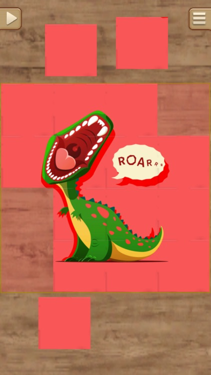 Dinosaur Puzzle Games for Kids screenshot-3