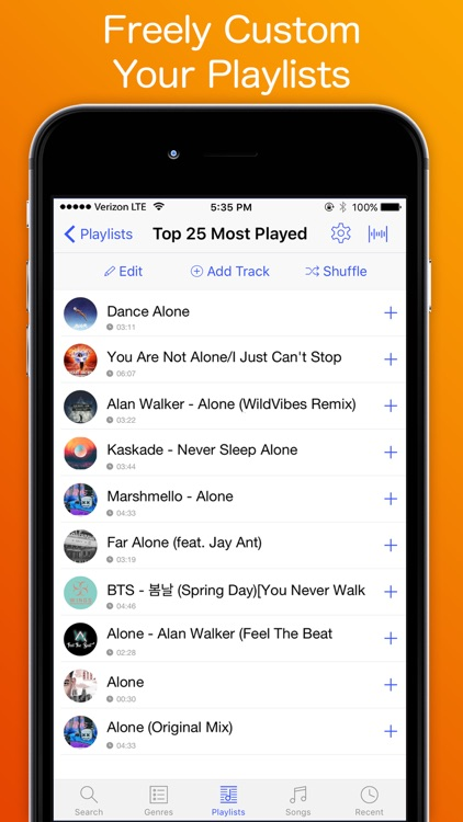 iMusic Play – Unlimited Mp3 Music for SoundCloud screenshot-3