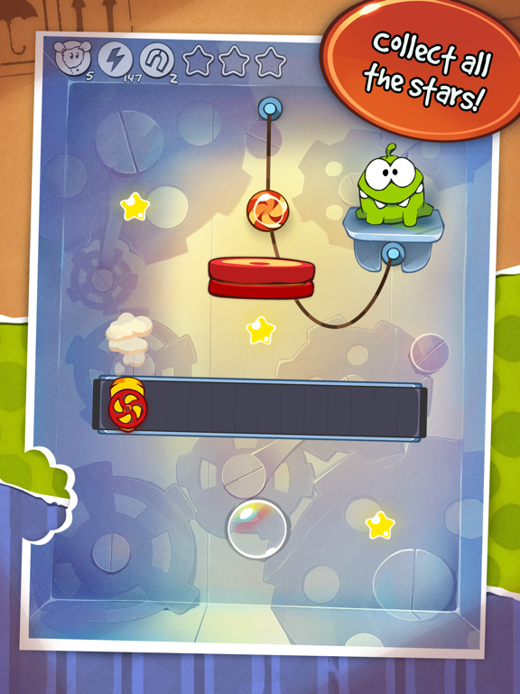 Cut the Rope GOLD screenshot 9