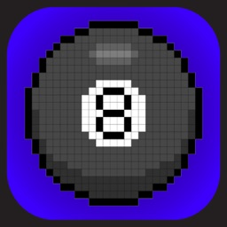 Magic 8 ball - 8 bit answers for your questions