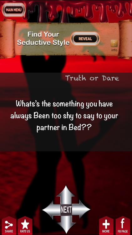 hot truth or dare - adult dirty party game screenshot-4
