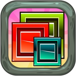 Square box Games : tower boxes fun game for kids