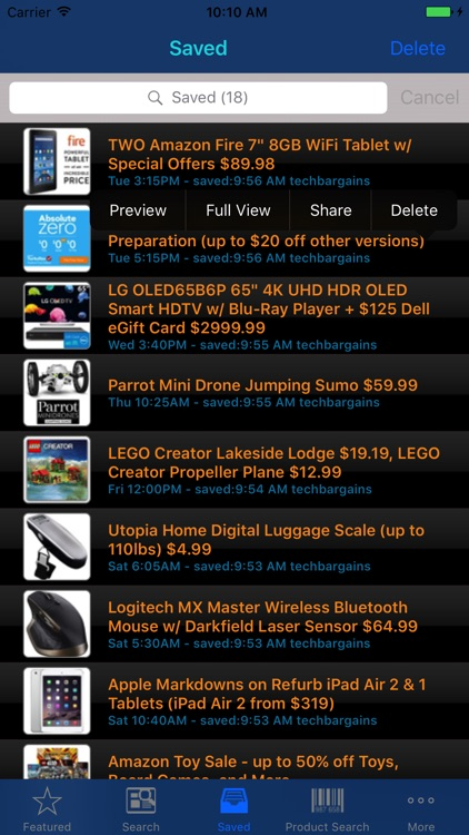 InoDeals daily deals/coupon/shopping app image