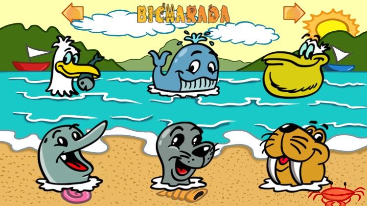 Bicharada: Animal Sound game for kids