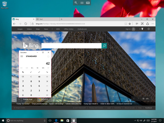 Microsoft Remote Desktop Screenshots
