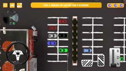 駐車場渋滞-3 D 車のパズルのブロックを解除のスクリーンショット4