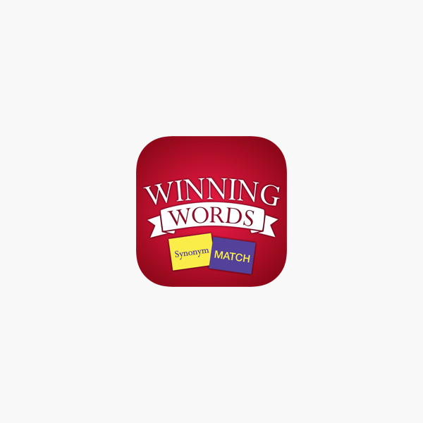 Synonym Match on the App Store