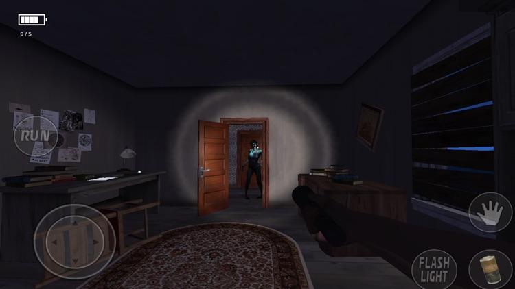 Demonic Manor - Horror game screenshot-4