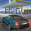 加油站汽车驾驶游戏:停车模拟器3D
