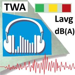 NoiseAdvisor TWA (Lavg) - Noise Exposition