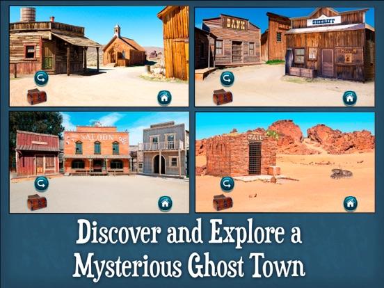 The Ghost Town Adventure для iPad