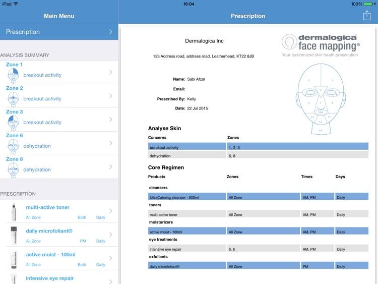 Face Mapping screenshot-4