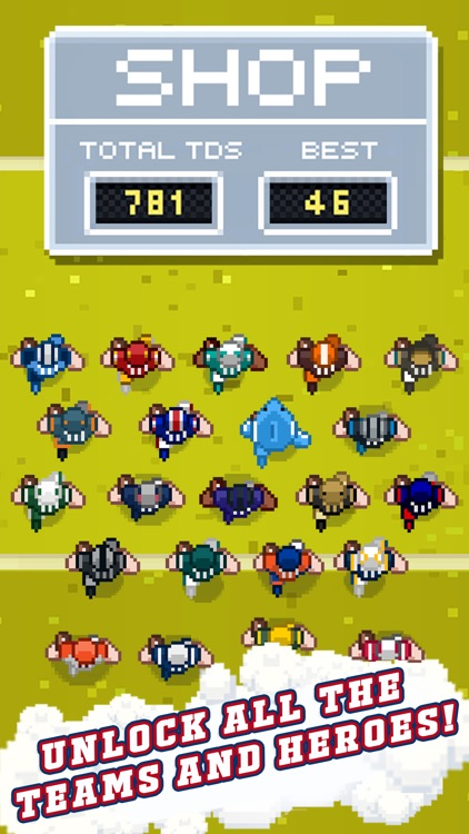 Touchdown Hero screenshot-4