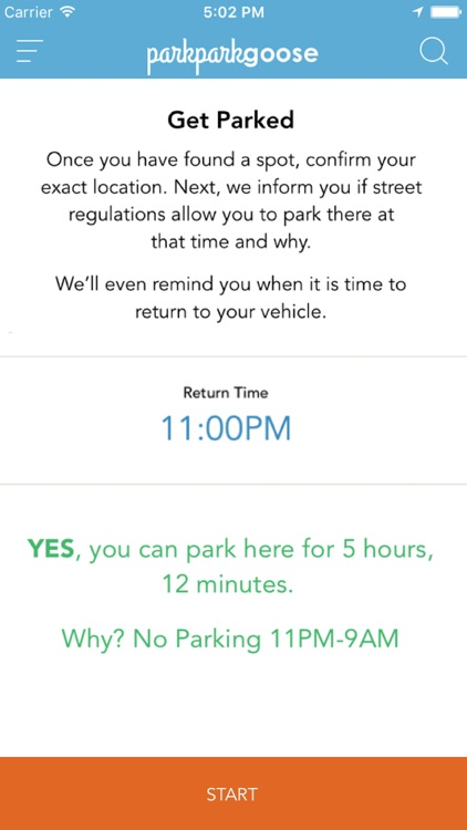 ParkParkGoose Parking & Alerts