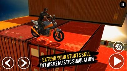 Xtreme Moto-r Bike 3D Stunts Sim-ulator 2017のおすすめ画像5