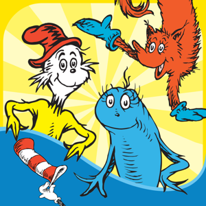 Dr. Seuss Treasury — 50 best kids books app