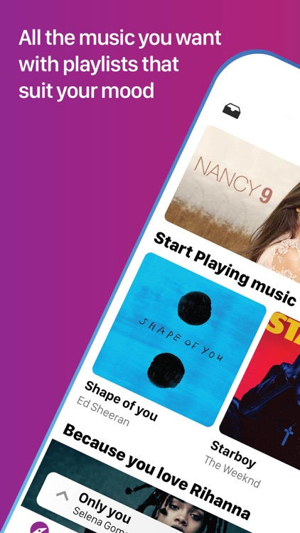 Anghami - All the Music for Free - انغامي app image
