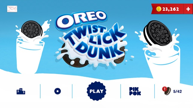 oreo competition