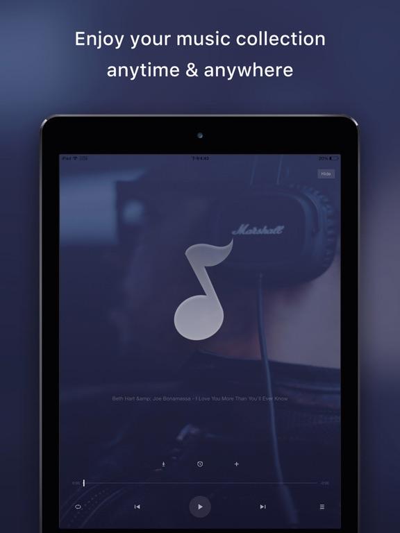 Cloud Music Player -Play Offline & Background - AppRecs