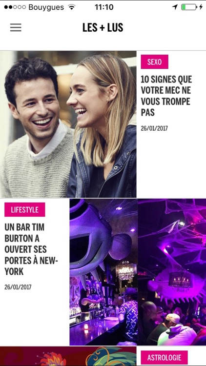 Cosmopolitan France screenshot-1