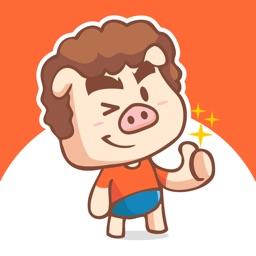 Frizzy Pig