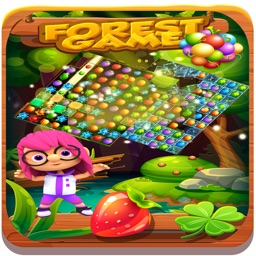 Rio Forest Party Mania - Fruity Candy Match 3 Game
