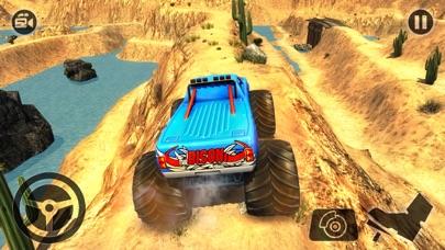 オフロードモンスタートラック砂漠サファリヒルドライブのおすすめ画像2