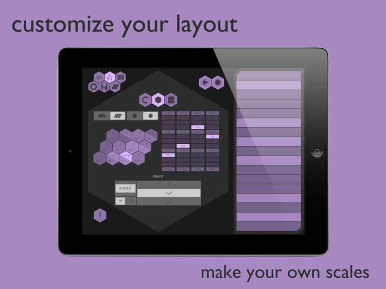Chordion : Musical Instrument & MIDI Controller screenshot-3