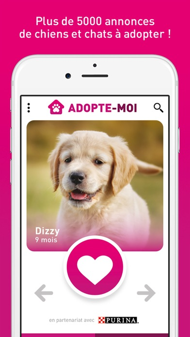 download Adopte-moi - Adopte chien chat apps 3