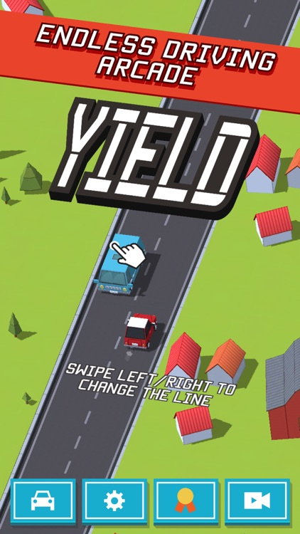Yield: Impossible Traffic Rush screenshot-0