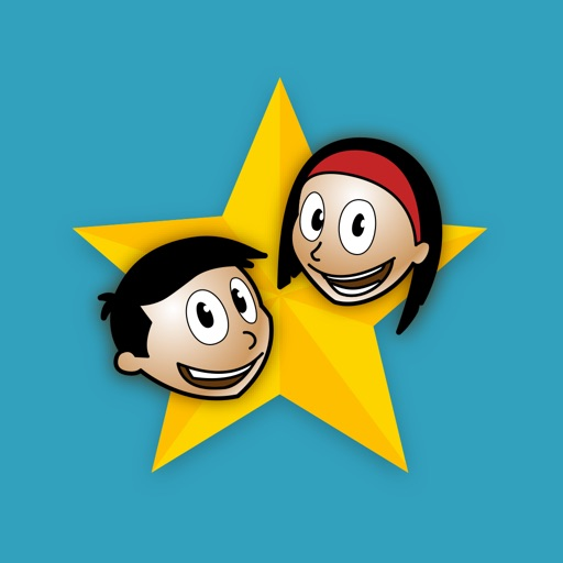 iRewardChart: Parents Reward Tracker Chore chart app logo