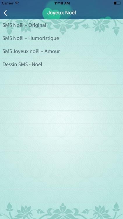 SMS D'amour 2 screenshot-3