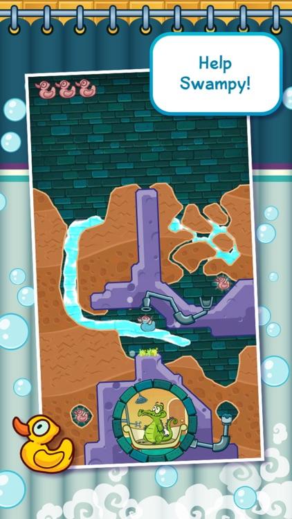 Where's My Water? Lite screenshot-4