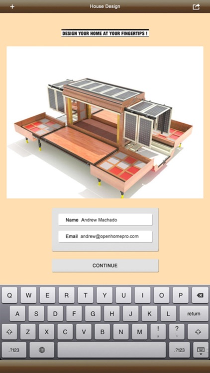 CAD Designer 3D - House Design, Floor Plan screenshot-1