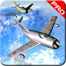 Fly Real Jet War Airplane pro