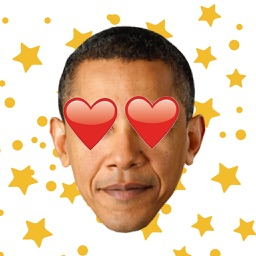 Thanks Obama Sticker Pack Barack Obama