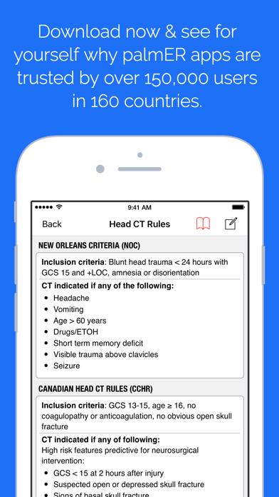 palmEM: Emergency Medicine by palmER Worldwide LLC (iOS