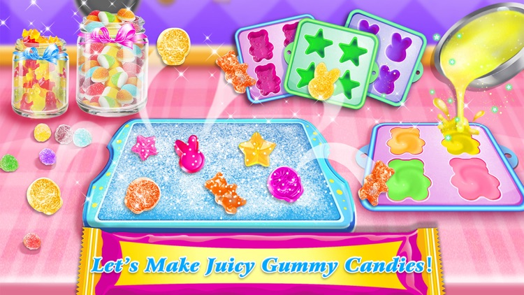 Kids Candy Maker Sweets & Food Cooking Games