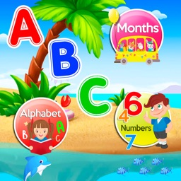 ABC KIDS: Learn Alphabet, Number