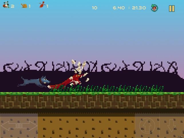 Fox Eats Chicks Screenshot