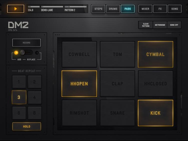 DM2 - The Drum Machine screenshot-0