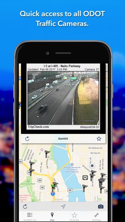 Oregon Roads - Traffic Reports & Cameras