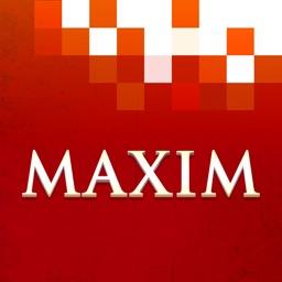 MAXIM — самый читаемый мужской журнал России