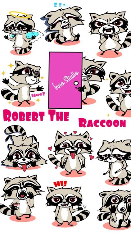Robert the Raccoon
